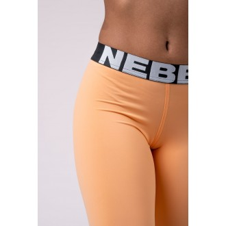 Nebbia Leggings Squad Hero Scrunch Butt 528 - Sárgabarack