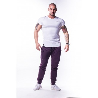 NEBBIA AW Muscle Back trikó 728 - Fehér