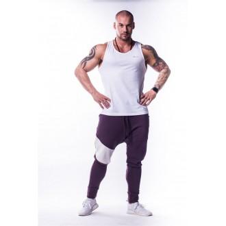 NEBBIA AW ujjatlan trikó 725 - Fehér