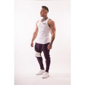 NEBBIA AW Gym ujjatlan trikó 726 - Fehér