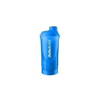 BioTech USA Kulacs Wave+ 600 ml+ (150 ml + 200 ml)