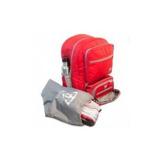 FITMARK Ruksak Transporter Backpack červená