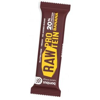 Bombus Raw Protein szelet