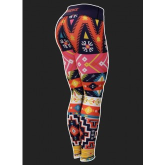 Six Deuce Aztek Fitness Leggings