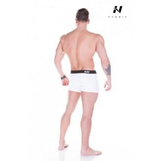 NEBBIA Exkluzív férfi alsónadrág 101 - Fehér