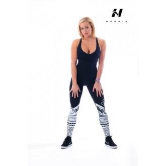 NEBBIA Suplex Leggings Tattoo 215