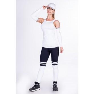 NEBBIA Over the knee leggings 286