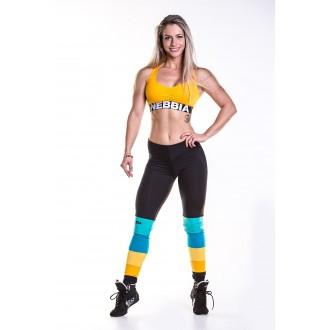 NEBBIA Rainbow - Lemon leggings 278