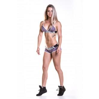 NEBBIA Fitness Sort 266 - Lila