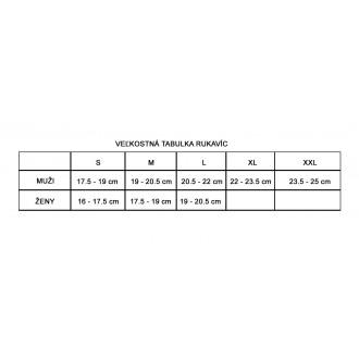 MadMax Clasic Edzőkesztyű - természetes barna