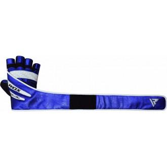 RDX  Paper Leather L10 BLUE kesztyű