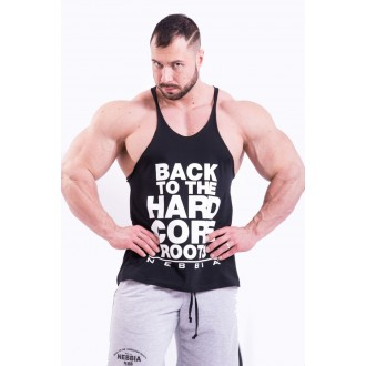 NEBBIA HardCore Ujjatlan trikó 399