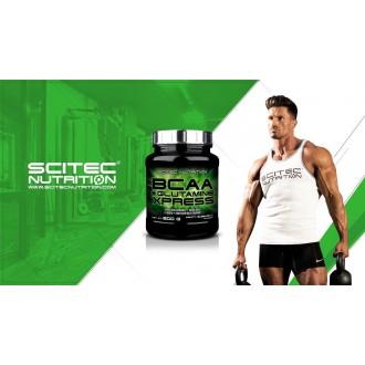 Scitec Nutrititon BCAA + Glutamin Xpress 600g