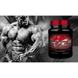 Scitec Nutrition Hot Blood 3.0 820g
