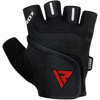 RDX Amara Fitness kesztyű - fekete