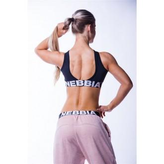 NEBBIA Crossed női sportmelltartó 622