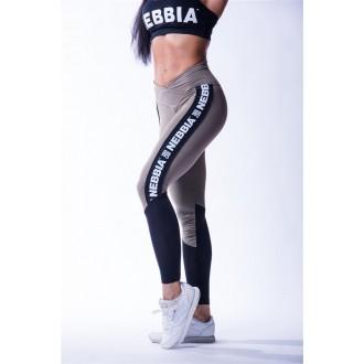 NEBBIA High Waist Mesh női leggings 601