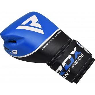 RDX Bőr Box Kesztyű T9 - Kék
