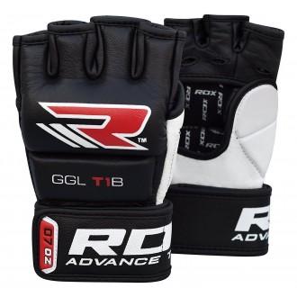 RDX Bőr MMA Kesztyű T1