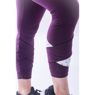 NEBBIA Asymmetrical 7/8 női leggings 639