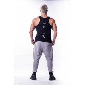NEBBIA AW ujjatlan trikó 725 - Fekete
