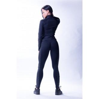 "NEBBIA ""N""s női leggings 653 - Fekete"