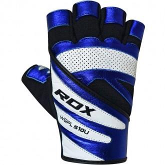 RDX Fitness kesztyű Concept S10