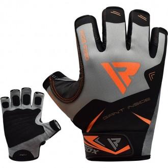 RDX Fitness kesztyű f22