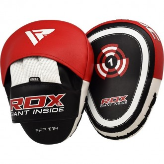 RDX Ütőpajzs Piros