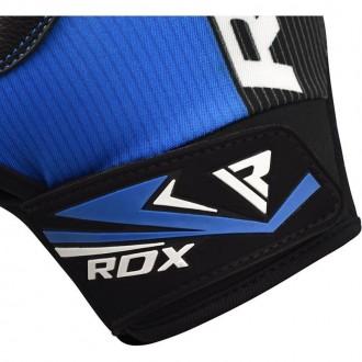 Rdx Fitness kesztyű f43 egész ujjas