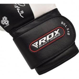 RDX Bőr Box Kesztyű S4