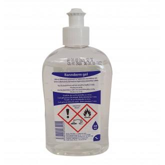 Banchem Bannderm Antibakteriális Kézgél 300ml