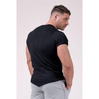 Nebbia trikó Muscle Back 172 - Fekete