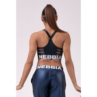 Nebbia sport mini top 515 - Fekete