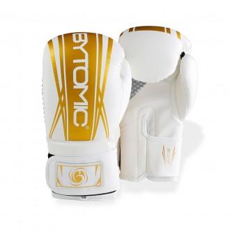 Bytomic bokszkesztyű Axis V2 fehér / arany