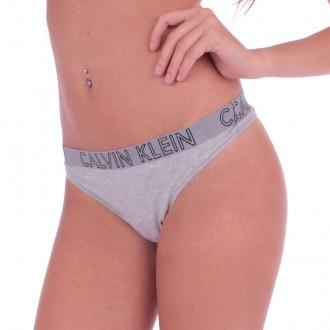 Calvin Klein Tanga ULTIMATE szürke