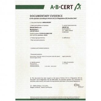 Cannadorra BIO Kender fehérje - 125g
