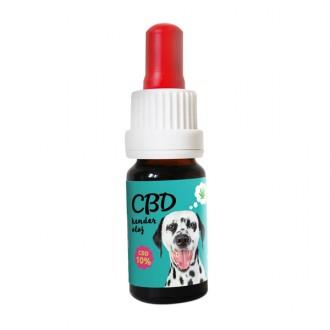 Cannadorra CBD olaj állatoknak 10% - 10ml