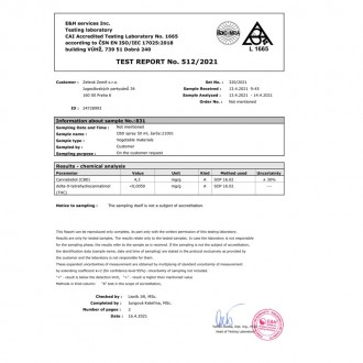 Cannadorra CBD Szájspray - 50 ml