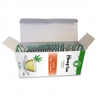 Cannadorra Filteres CBD Kender Tea - 30g