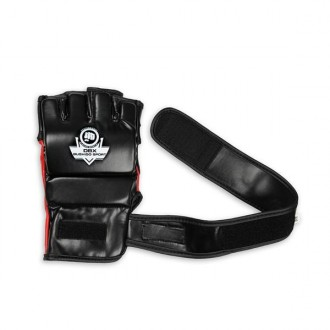 DBX BUSHIDO MMA kesztyű e1v3 - Fekete