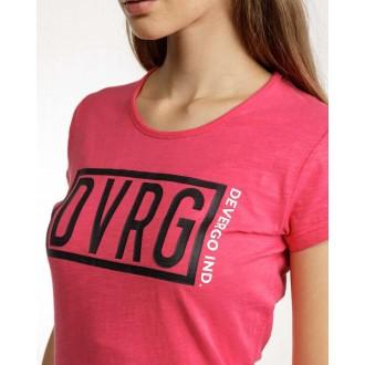 Devergo Női Póló 805 - Rózsaszín