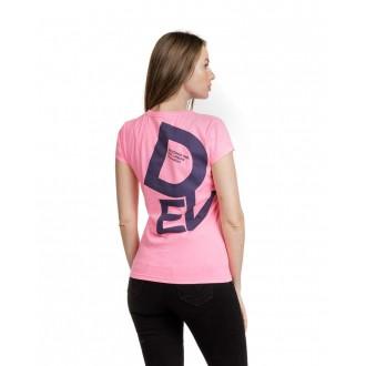 Devergo Női Póló Neon