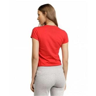 Devergo Női Póló 805 - Piros