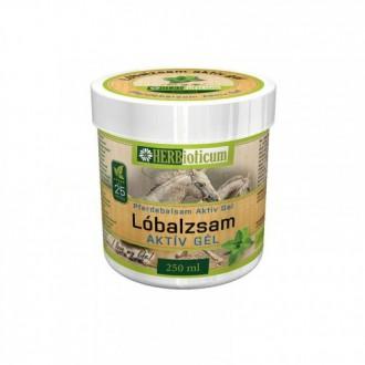 Herbioticum Pferdebalsam Aktív gél Lóbalzsam hűsitő