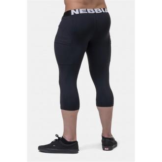 Nebbia 3/4 Leggings Legend of today 188 - Fekete