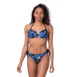 Nebbia Bikini felső Earth Powered 556 - Kék