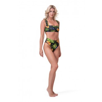 Nebbia Bikini felső High Energy Retro 553 - Zöld