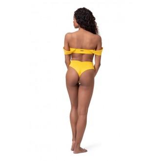Nebbia Bikini felső Miami Retro 553 - Sárga