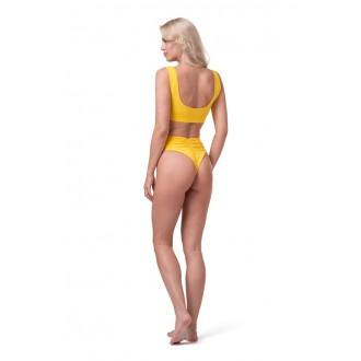 Nebbia Bikini felső Miami Sporty 554 - Sárga